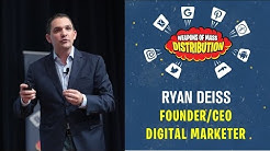 """[WMD 2016] Digital Marketer, Ryan Deiss """"Automate your ideal sales convo"""""""