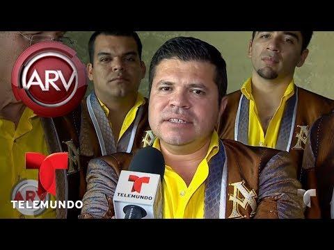 Jorge Medina abandonó a La Arrolladora Banda El Limón   Al Rojo Vivo   Telemundo