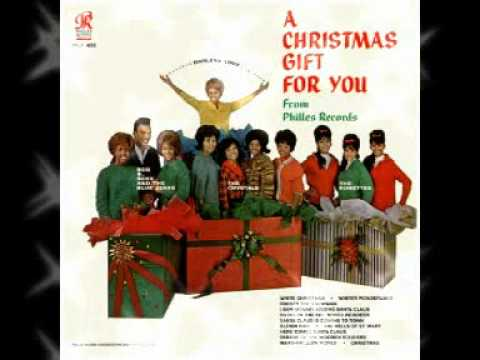Ronettes Christmas.The Ronettes Stereo Christmas Songs
