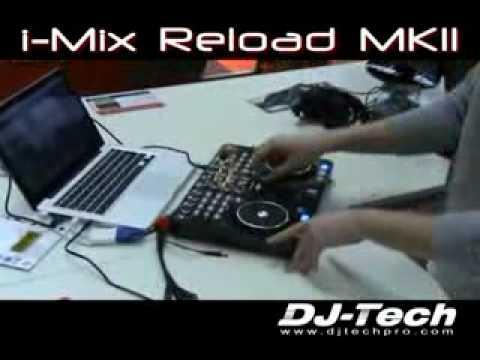 DJ TECH IMIX RELOAD MKII