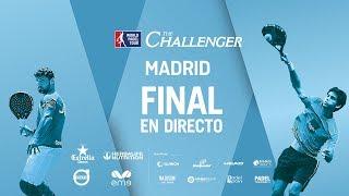 Final WPT Challenger Madrid 2018 C.D. Somontes