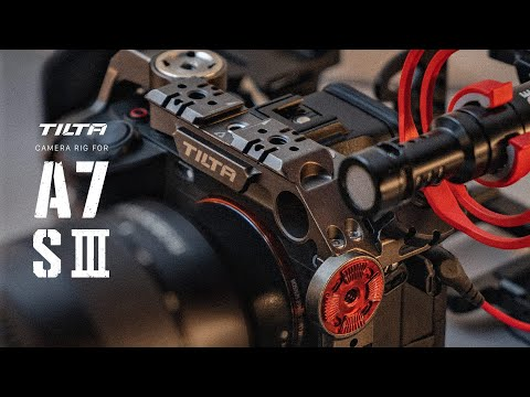Tiltaing Camera Rig for Sony A7S3 Introduction Video