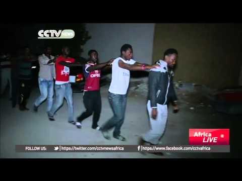 Europe's refugee crisis: Libyan police detain alleged smugglers
