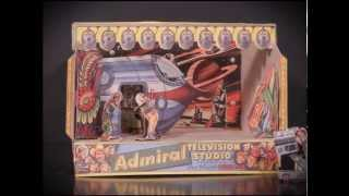 Admiral Television Studio Flight to Mars