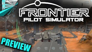 Frontier Pilot Simulator (Early Access)
