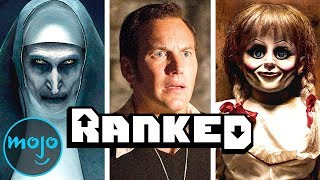 Every Movie in The Conjuring Universe Ranked from Worst to Best!