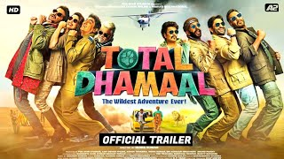 Total Dhamaal Official Trailor Out Now, Ajay Devgan, Madhuri Dixie, And All Team 2019 | Watching Now