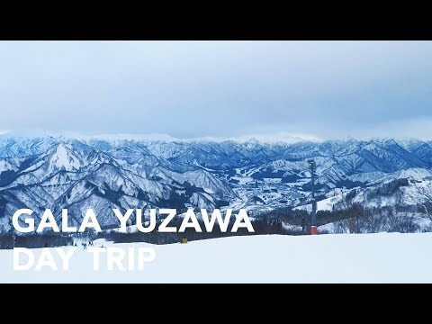 Gala Yuzawa Day Trip - Japan Day 18
