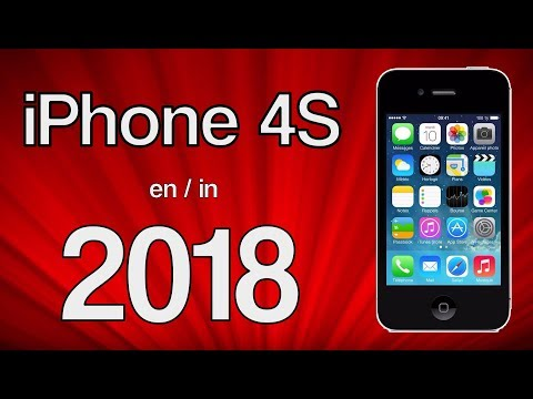 Comment redonner une seconde vie à un iPhone 4S en 2018 !