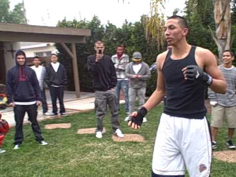 canoga backyard brawls farbod vs jose rnd 2 youtube