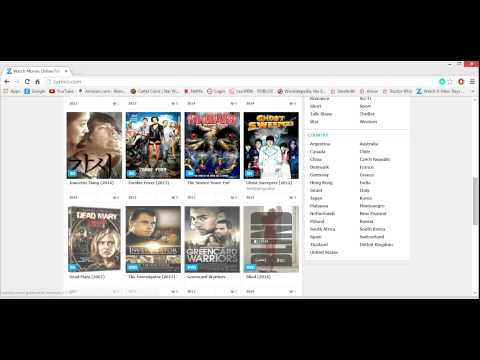 How to watch free movies NO DOWNLOAD and NO VIRUS.