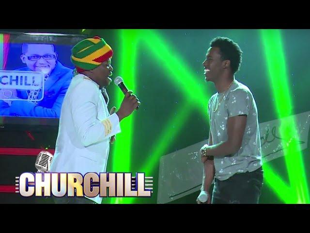 Churchill, MC Jessy and Roman Virgo Freestyle - Nani Mkali?