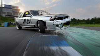 Fixing and drifting a Skyline at Ebisu Circuit - Noriyaro Ep. 3
