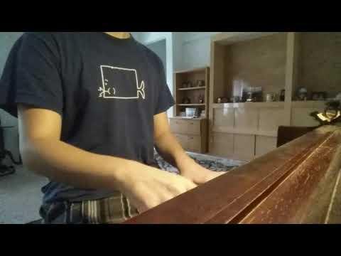 The Legend of Zelda: Song of Storms Jazz Piano Arrangement