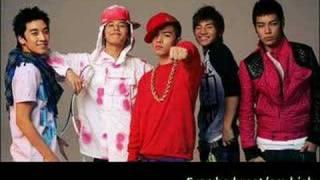 Big Bang - La La La English Version [sub][lyrics]