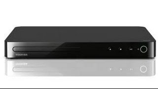 Toshiba BDX3400 Bluray Player Unboxing