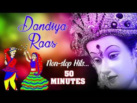 Dandiya Raas 50 Minutes   Navratri Gujarati Garba Songs   Navratri 2016