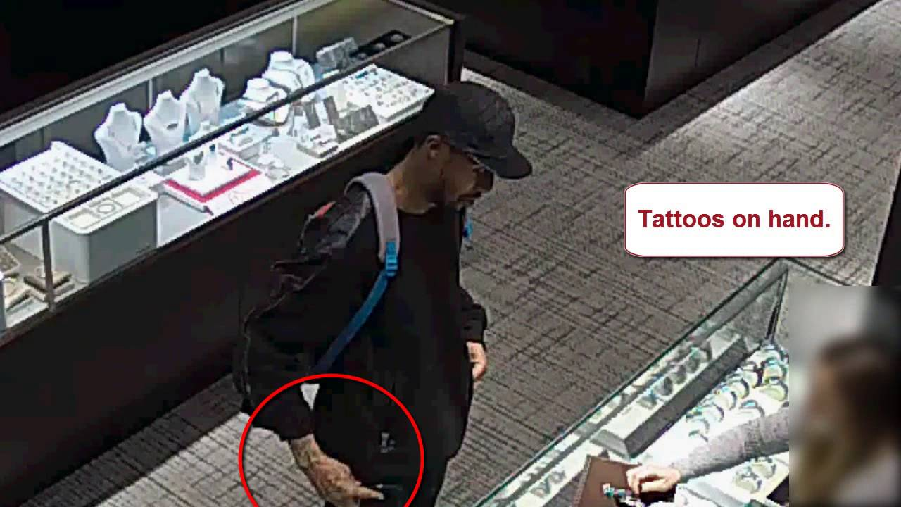 Jewelry Store Robbery in ATX YouTube