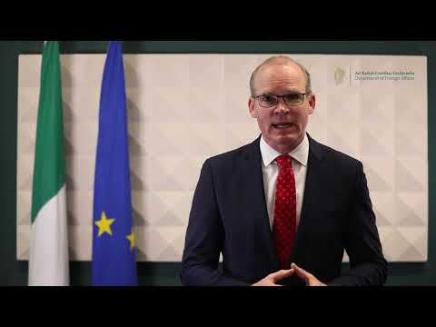 Ireland's bid to become an observer on the Arctic Council