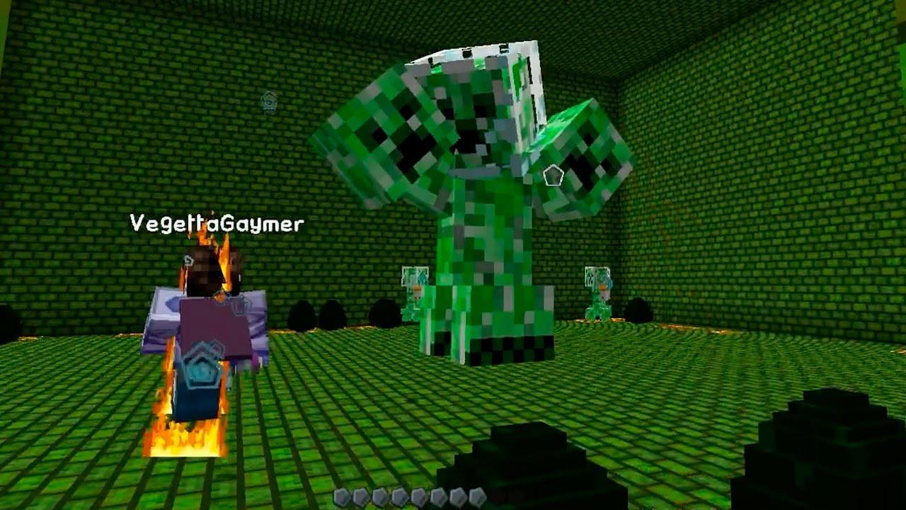 Creeper Wallpaper Hd Super Creeper Apocalipsisminecraft3 Episodio 103