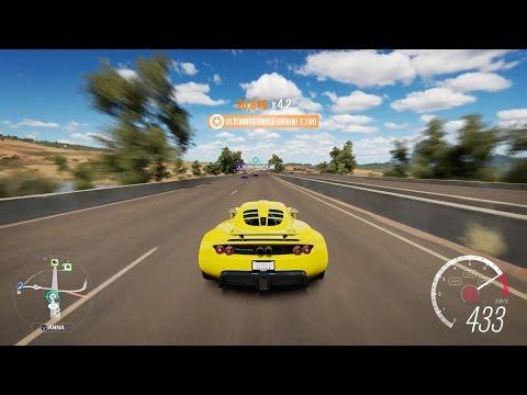 Forza Horizon 3 Hennessey Venom GT