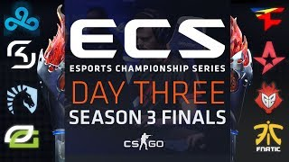 ECS S3 Live Finals - Day 3 (SSE Arena, London)