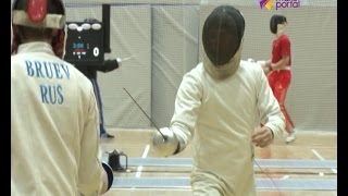 В Сочи стартовало первенство России по фехтованию среди юниоров