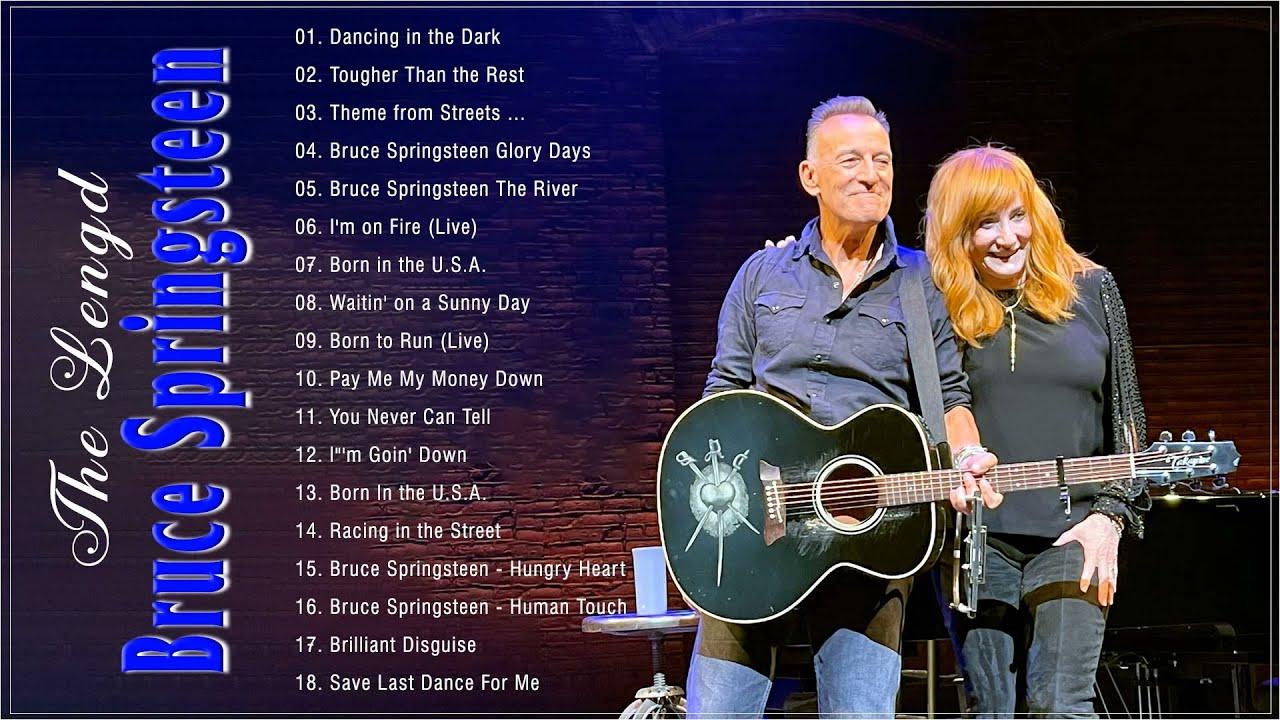 Download Bruce Springsteen Greatest Hits Full Album 2021