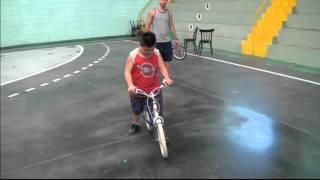 Proyecto Deportivo Especial Despertar - Uriel bici y paleta