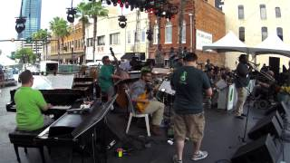 "The Mica Bethea BigBand ""Isotope"" 2015 Jax Jazz Fest"