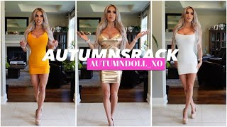 Is Connie's Fashion Vault Clothing As hot as... | Mini Dress Haul | Sexy Tight Dress Party Fashion
