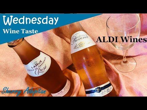 Wednesday Wine Taste | ALDI Wines | Cotes De Rose | Wine Review