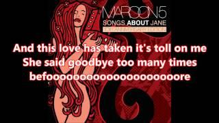Maroon 5 - This Love (Demo) [HQ + LYRICS]