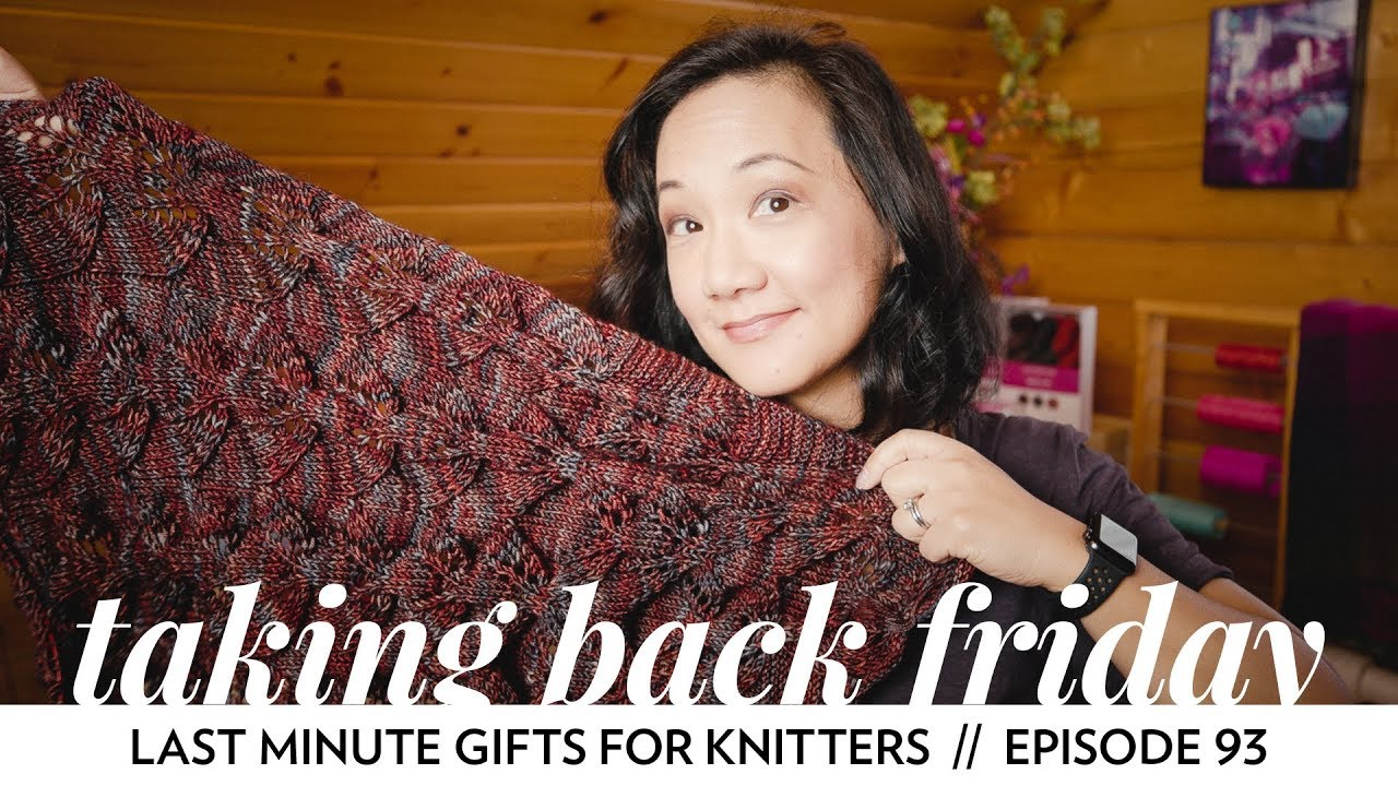 Last Minute Gifts for Knitters