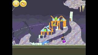 Video Angry Birds 17-11 Mine & Dine 3 Star Walkthrough download MP3, 3GP, MP4, WEBM, AVI, FLV Juli 2018