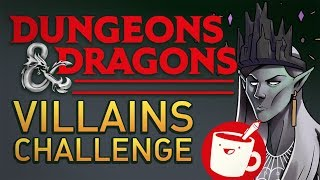 Artists Draw Dungeons & Dragons Villains (ft. Brennan Lee Mulligan)