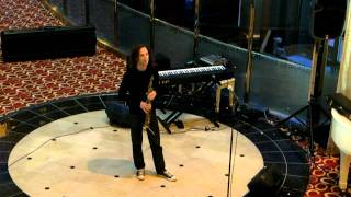 Kenny G Soundcheck