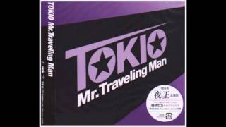TOKIO MR.TRAVELING MAN YAOH VER