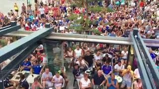 Retransmission des matchs de la coupe du Monde à La Réserve à Argelès-sur-Mer