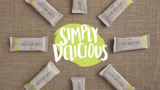 USANA®WholeBio™ Microbiome Nutrition Bar  USANA Video