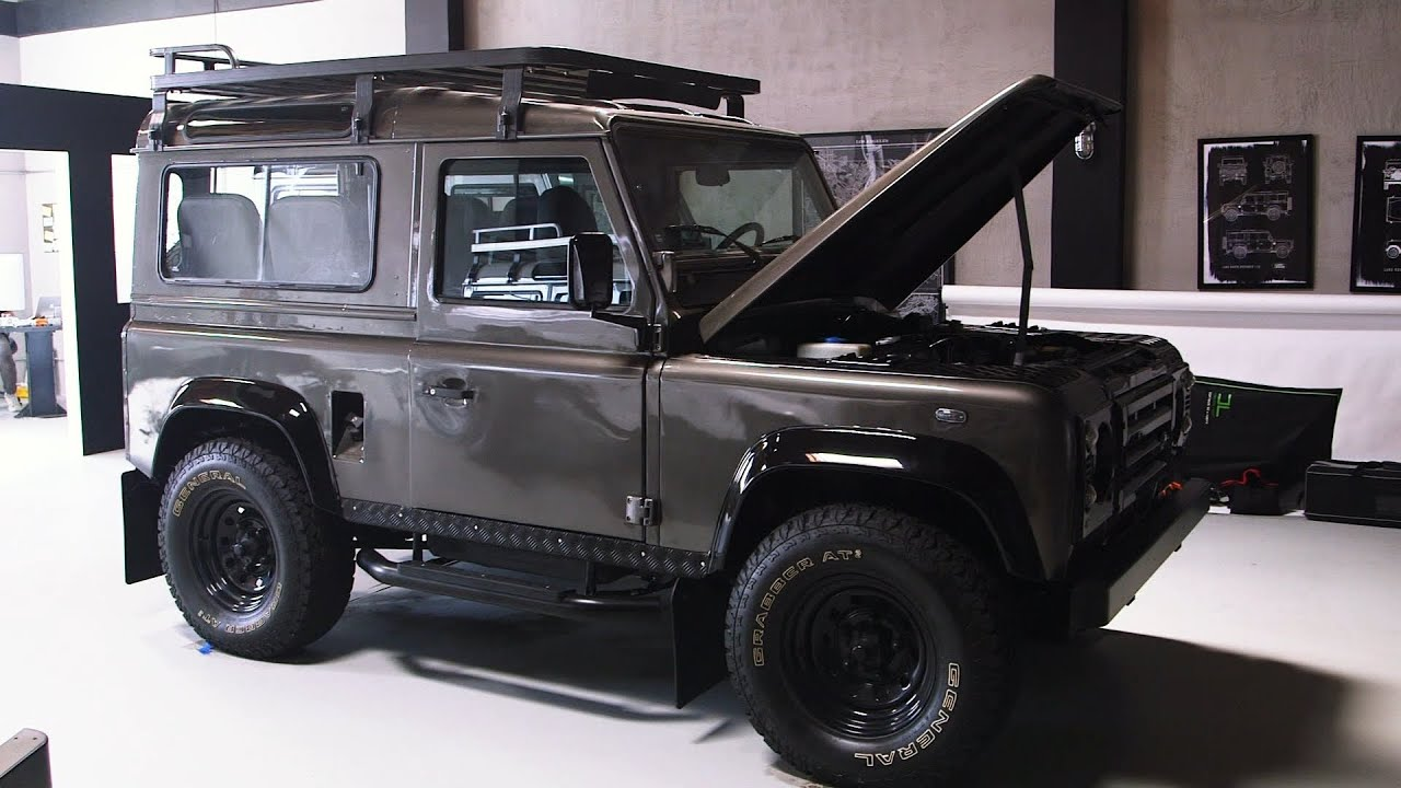 Land Rover Defender How to Buy a Custom SUV in the U S