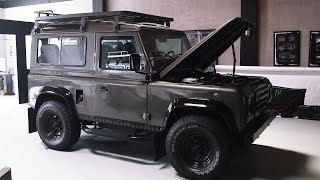 Land Rover Defender: How to Buy a Custom SUV in the U.S.