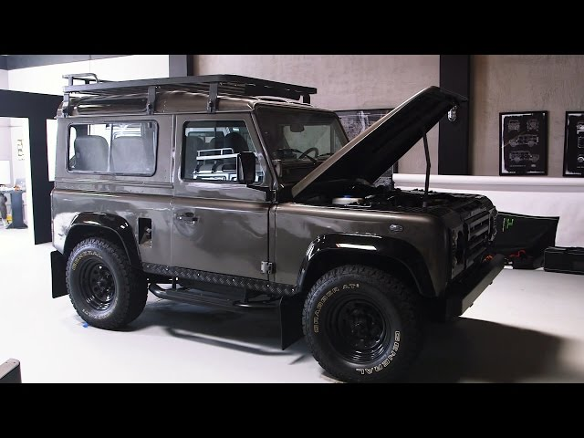 How To Buy A New, Imported Land Rover Defender Without Getting Arrested