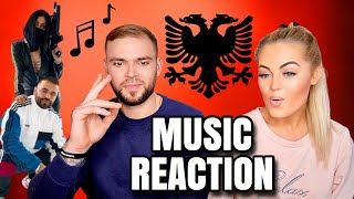 ALBANIAN MUSIC REACTION | 2TON TIKA TT, DAFINA ZEQIRI VARROSI RING RING