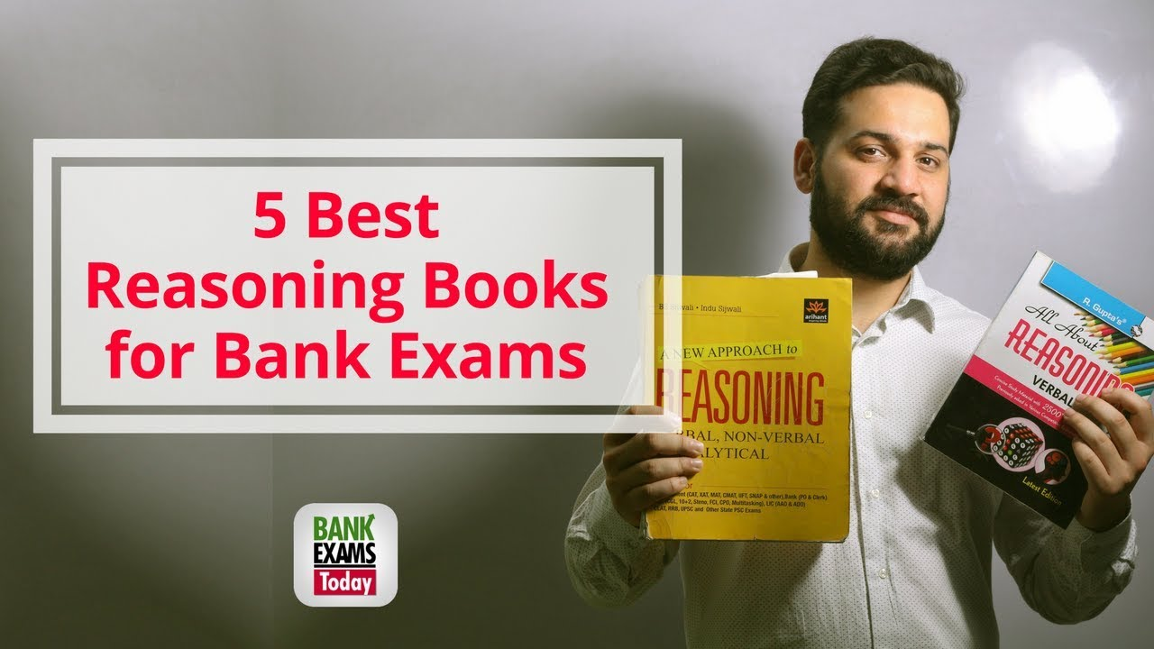 Reasoning Books For Competitive Exams Pdf