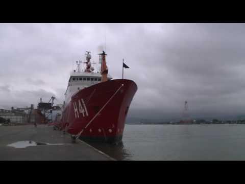 """Conheça o Navio Polar """"Almirante Maximiano"""" da Marinha do Brasil"""
