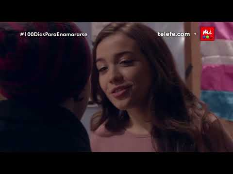"""Juan a Emma: """"No somos novios, no somos amigos, ¿qué somos?"""" - 100 Días Para Enamorarse"""