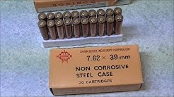 "Norinco ""Yellow Box"" 7.62x39mm Ammo Review"