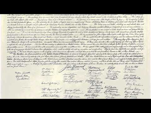 declaration of independence why was it written