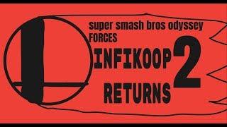 Super Smash Bros Odyssey Forces  2 PART 9, the showdown part 3 (read desc)